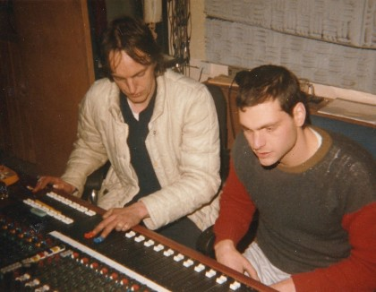 Foxy and me mixing drums Swans Children of God_NEW
