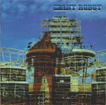 Buckethead-Giant Robot album