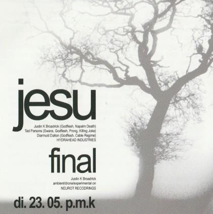 Jesu  Final  flyer 05