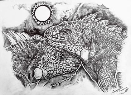 lizard-love