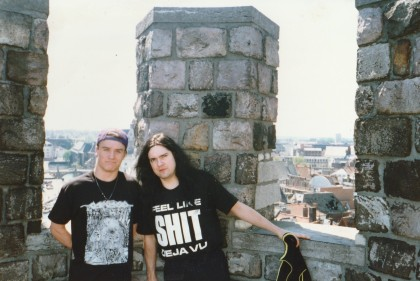 Mike Patton  and Tommy