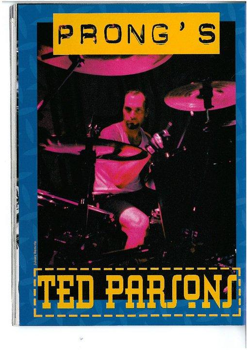 Modern Drummer ARTICLE