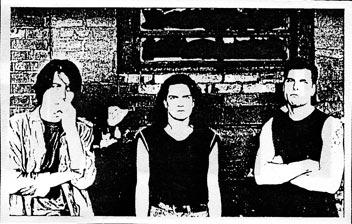 prong 1st promo shot 1987